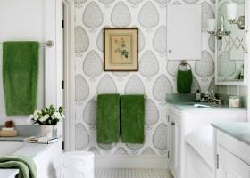Ideias de decoração para banheiros