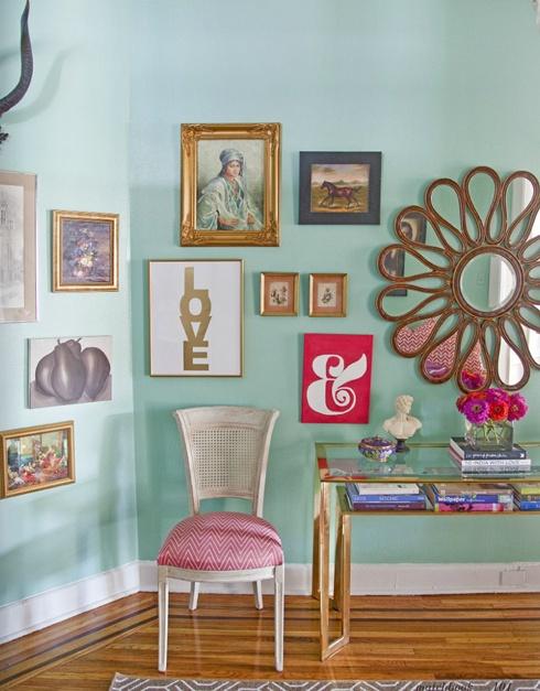 parede-quadros-decoracao-apartamento
