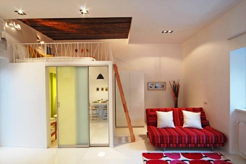 quarto-suspenso-apartamento-pequeno