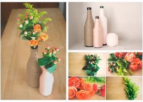 5 Ideias de decoração feita em casa