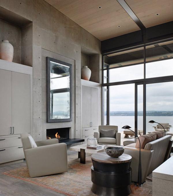 como-decorar-casa-concreto-aparente