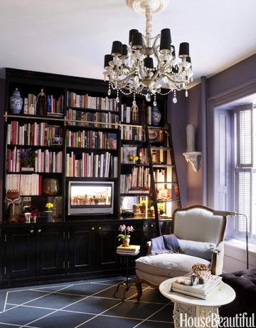 decoracao-biblioteca-em-casa