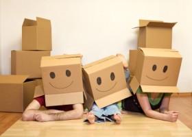 Mudança de casa: seis dicas para evitar estresses