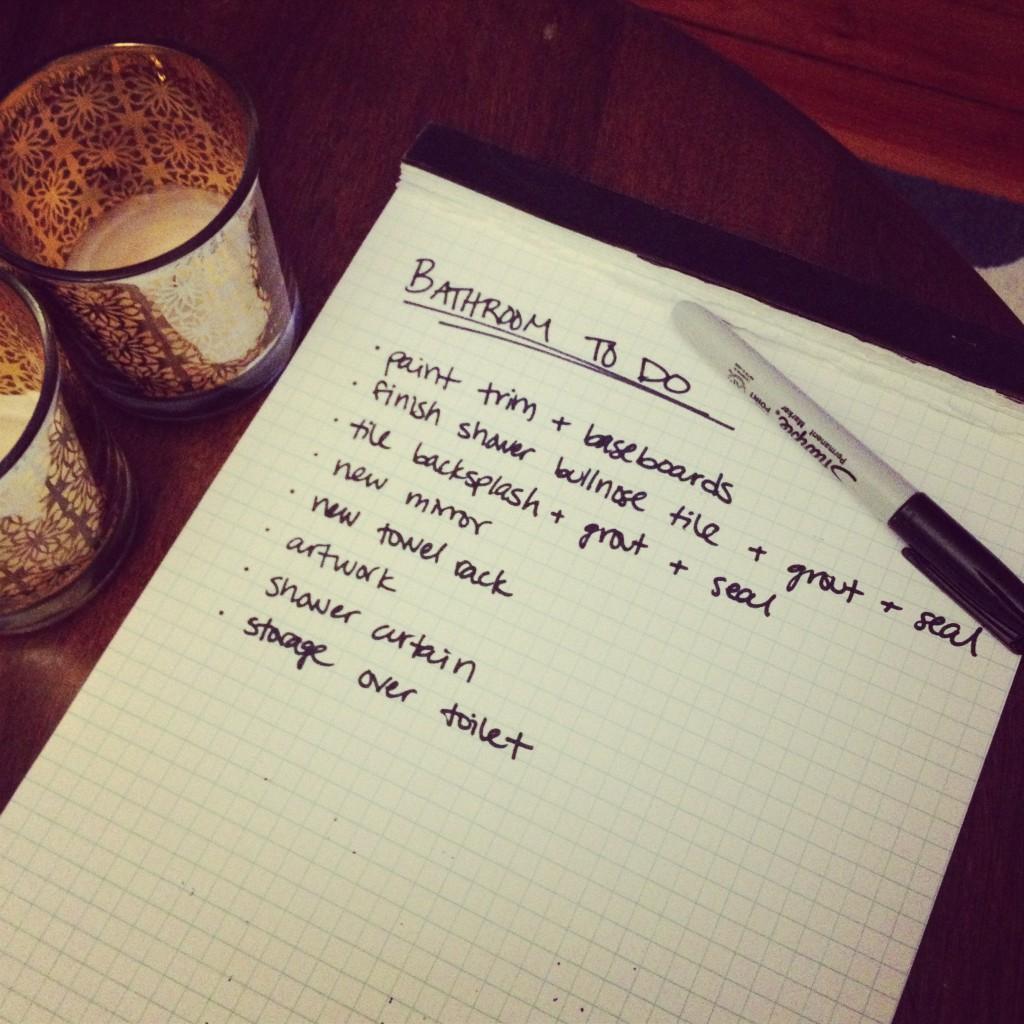 O que o seu imóvel precisa ter? Escreva tudo e parta para a busca.