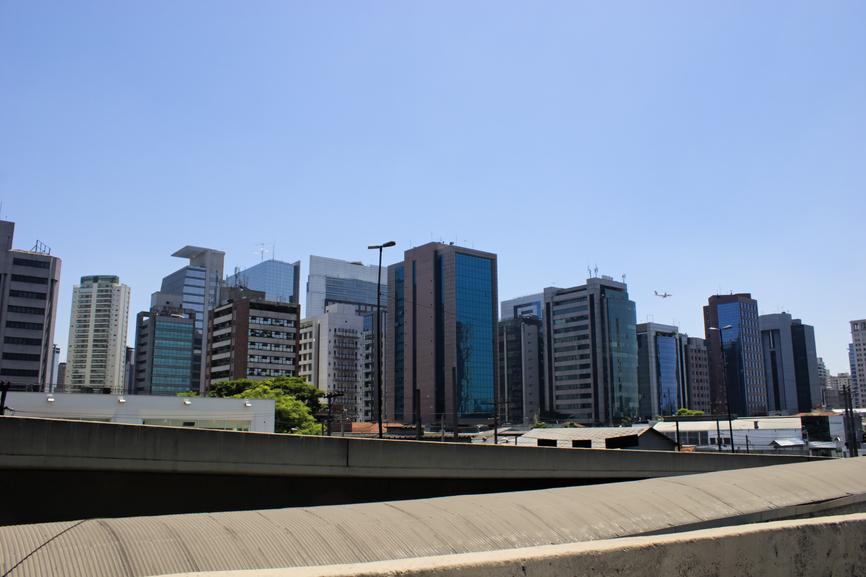 Urban life - Sao Paulo / Brazil
