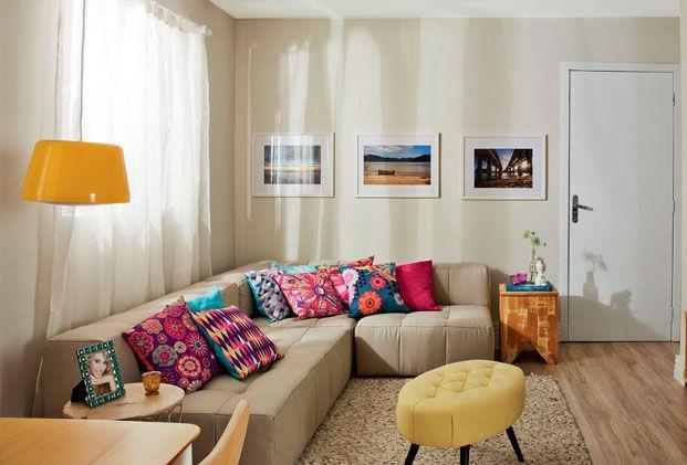 Sala De Estar Simples Tumblr ~ Dicas de decoração para sala  blog da ProprietárioDiretoblog da