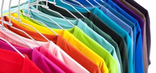 roupas cores