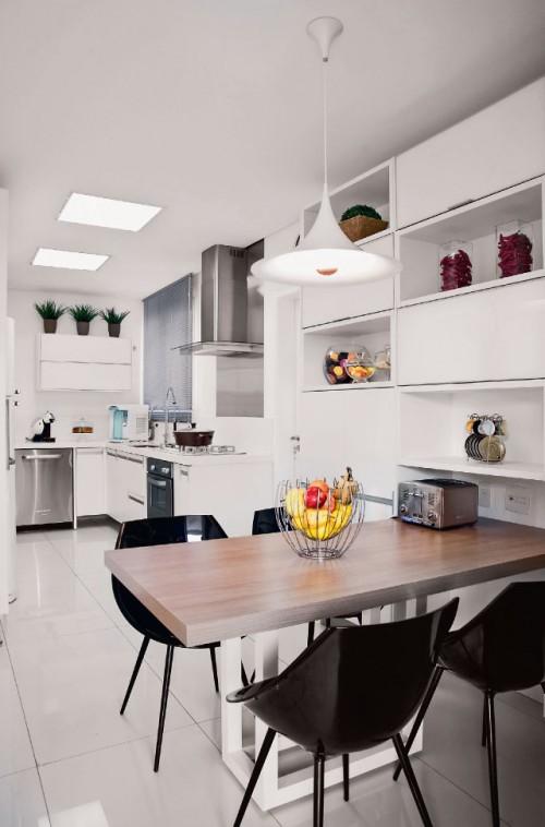luminaria cozinha
