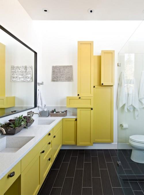 moveis vibrantes banheiro