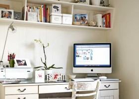 Como decorar o Home Office