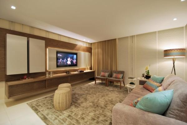 Sala De Estar Bege ~ Dicas de decoração para salas de estar espaçosasblog da