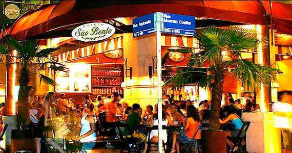 Bar São Bento na Vila Madalena