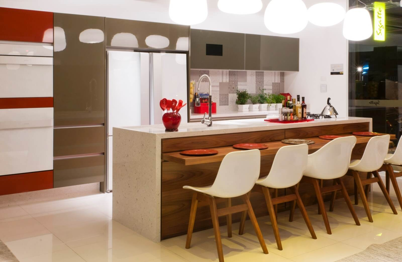 Cozinha Americana Uma Grande Tend Ncia Blog Da
