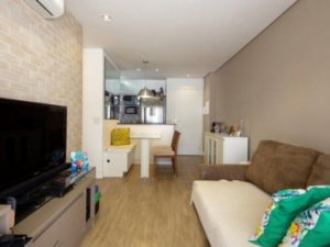 Apartamento de 61m² localizado no bairro Jardim Leonor em São Paulo - SP