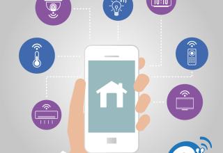 Automação Residencial: casas inteligentes e tendências que  facilitam o dia a dia!