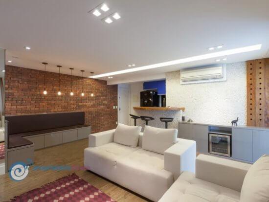 Apartamento do Fernando na Mooca
