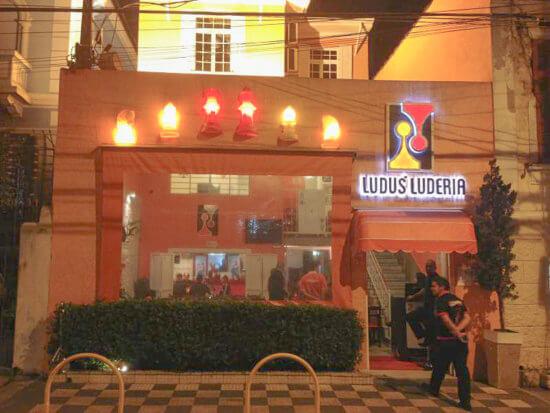 Ludus Luderia, tem mais de 900 opções de jogos - Divulgação